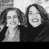 Photo of Karen Erlichman and Caryn Aviv