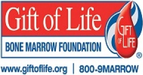 gift of life bone marrow foundation logo