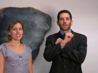 Ve'ahavta Prayer in ASL and Hebrew