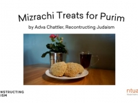 Mizrachi Treats for Purim