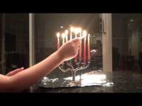 One Becomes Two Becomes More -- A Chanukah Song