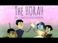 The Hora: How to Dance at a Jewish Wedding