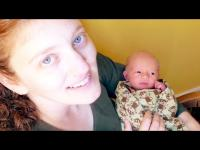 """Hudi Talks About Singing """"Hello"""" to his New Baby - A Jewish Baby Story"""